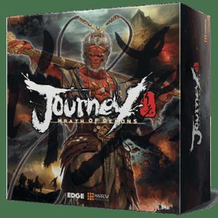 Journey – La colère des démons