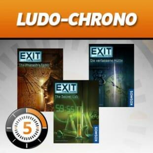 LUDOCHRONO – Exit