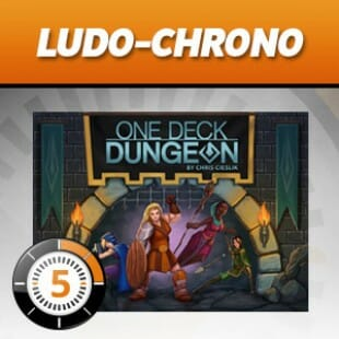 LUDOCHRONO – One Deck Dungeon