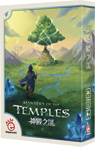 Mystery of the Temples boite