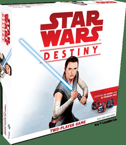 Star Wars Destiny two player game-Couv-Jeu de societe-ludovox