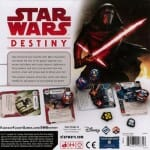 Star Wars Destiny two player game-Materiel-Jeu de societe-ludovox