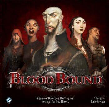 blood bound 2e version