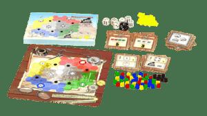 steamrollers-matériel