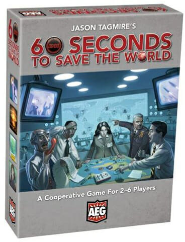 60 Seconds to Save the World