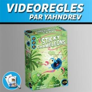 Vidéorègles – Sticky Chameleons