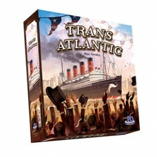 Transatlantic, Mac Gerdts mène la barque