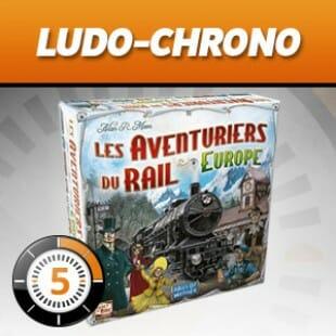 LUDOCHRONO – Aventuriers du rail Europe