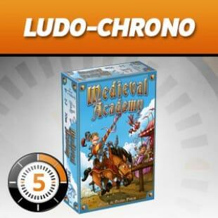 LUDOCHRONO – Medieval Academy