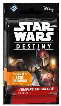 Star Wars Destiny-Booster Empire En Guerre-Couv-Jeu-de-societe-ludovox