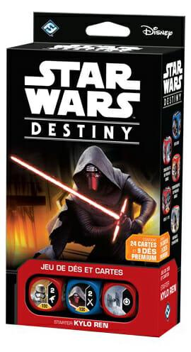 Star Wars Destiny-Starter Kylo Ren-Couv-Jeu-de-societe-ludovox
