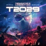 T2029 The Official Terminator 2 Board Game