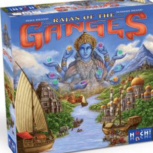 Rajas of the Ganges de Inka & Markus Brand
