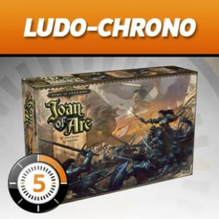Ludochrono : Time of Legends: Joan of Arc