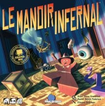 le manoir infernal jeu