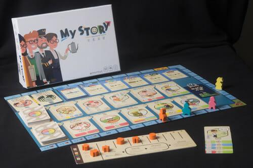 my story jeu ludovox jeu