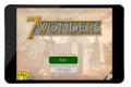 7 Wonders est maintenant disponible sur tablette !
