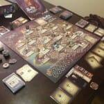 Buffy the vampire slayer The board Game jeu