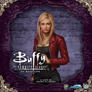 Buffy The Vampire Slayer : The board Game