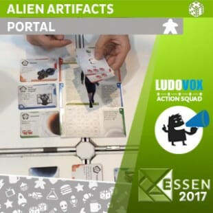 Essen 2017 – Alien Artifacts – Portal