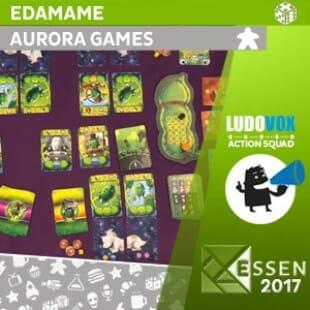 Essen 2017 – Edamame – Aurora Games