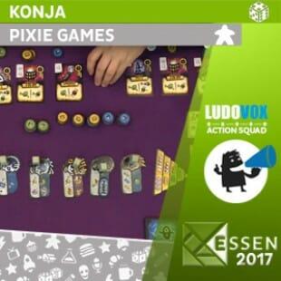 Essen 2017 – Konja – Pixie Games