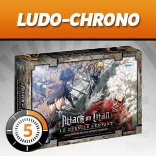 LudoChrono – L'attaque des titans