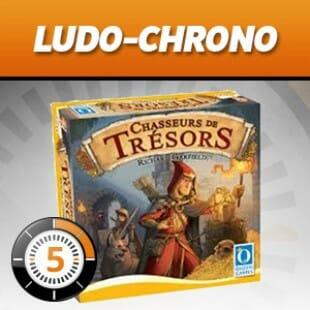 LUDOCHRONO – Chasseurs de trésors