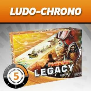LUDOCHRONO – Pandemic Legacy Saison 2