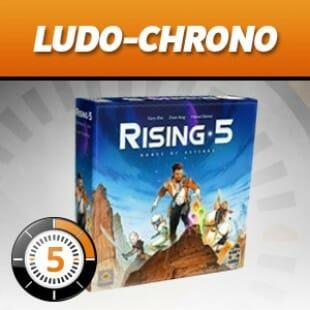 LUDOCHRONO – Rising 5