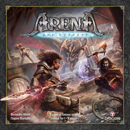 Arena The Contest jeu