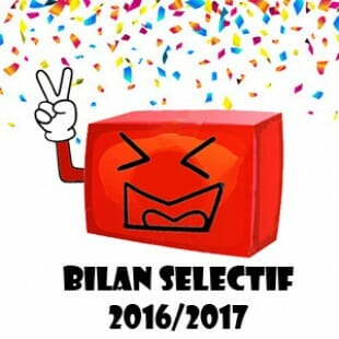 BILAN SÉLECTIF LUDOVOX 2016-2017