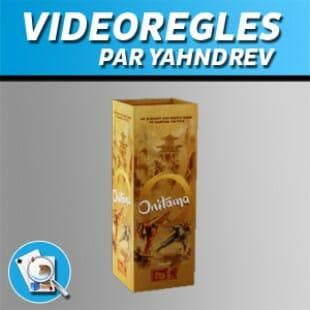 Vidéorègles – Onitama