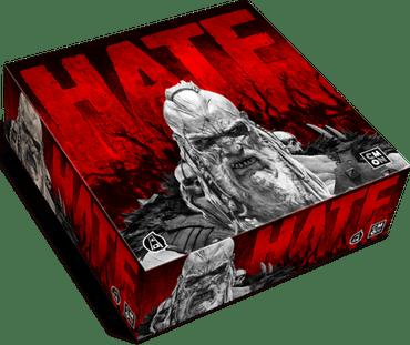 HATE CMON 2018 JEU DE SOCIETE