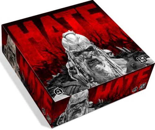 HATE CMON 2018 JEU DE SOCIETE