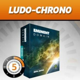 LUDOCHRONO – Eminent Domain