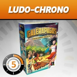LUDOCHRONO – Galerapagos