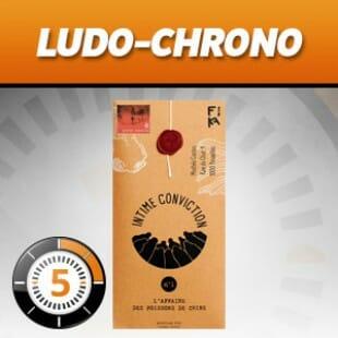 LUDOCHRONO – Intime Conviction