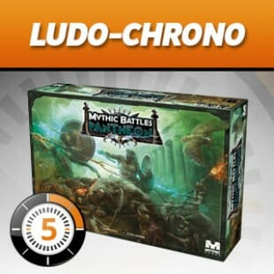 LUDOCHRONO – Mythic Battles Pantheon