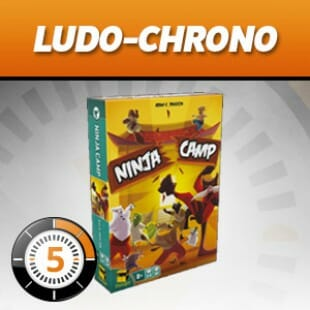 LUDOCHRONO – Ninja Camp