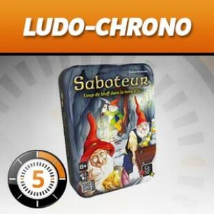 LUDOCHRONO – Saboteur
