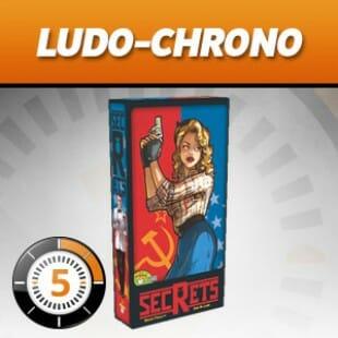 LUDOCHRONO – Secrets