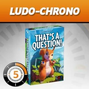 LUDOCHRONO – C'est toute la question