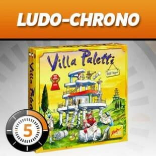 LUDOCHRONO – Villa Paletti