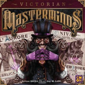 Victorian mastermind CMON 2108