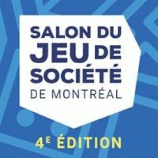 [Salon du jeu de société de Montréal] Petit festival deviendra grand !