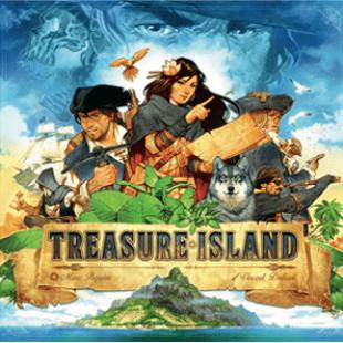 L'Île au trésor, le jeu