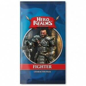 Hero Realms Deckbuilding Game - Fighter Pack Expansion-Couv-Jeu-de-societe-ludovox