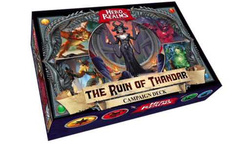 Hero Realms The Ruin of Thandar Campaign Deck-Couv-Jeu de societe-ludovox