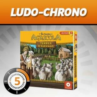 LUDOCHRONO – Agricola – Terres d'élevage